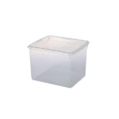 caisse plastique couvercle amazing lot de boites monter scotti plastique l x p with caisse. Black Bedroom Furniture Sets. Home Design Ideas