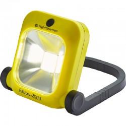 Projecteur rechargeable NightSearcher LED Galaxy 2000 - l'unité