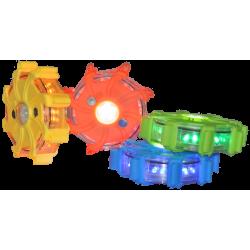 Lumière d'urgence NightSearcher Pulsar-Pro Rechargeable - l'unité