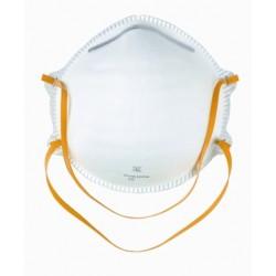 Demi-masque de protection FFP1 sans soupape - 20 pièces
