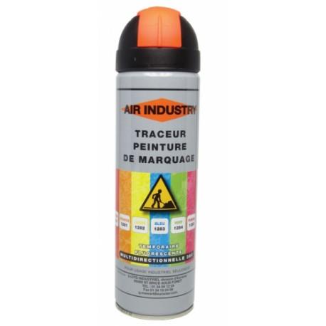 Bombe de marquage fluo - 500 ml