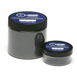 Poudre d'empreinte magnétique grise (dite aluminium) - pot de 110 g