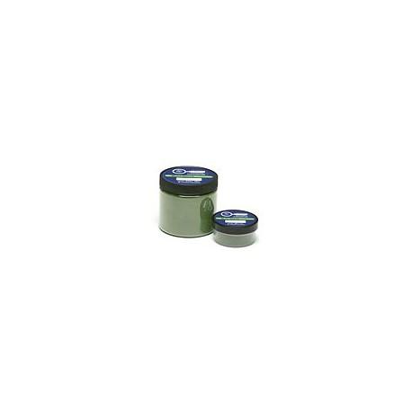 Poudre d'empreinte magnétique fluorescente verte - pot de 110 g