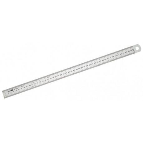 Réglet flexible acier inox 50 cm - l'unité