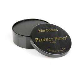 Tampon encreur céramique rond Perfect Print™ - Ø 6.25 cm - l'unité