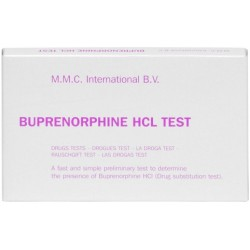 MMC - Buprénorphine HCL - 10 tests
