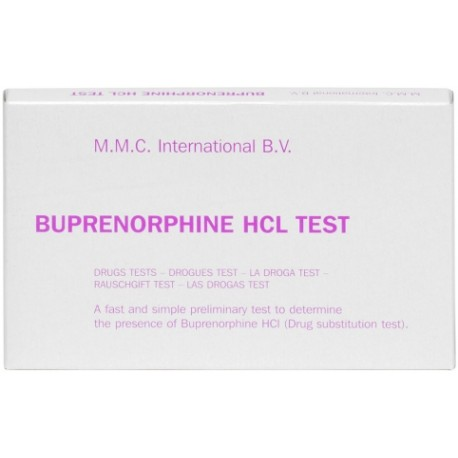 MMC - Buprénorphine - 10 tests