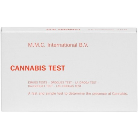MMC - Cannabis (marijuana, haschich, huile d'haschich) - 10 tests