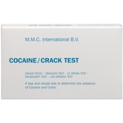 MMC - Cocaïne et Crack - 10 tests