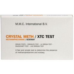MMC - Crystal Meth/XTC - 10 tests