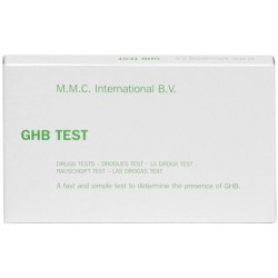 MMC - GHB (Acide Gamma-hydroxybutrique) - 10 tests