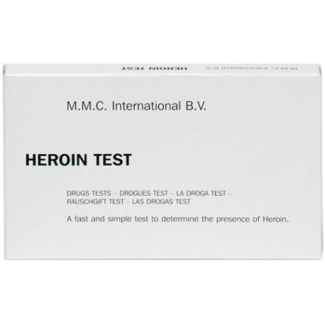 MMC - Héroïne (blanche, brune et black Tar) - 10 tests