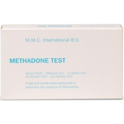 MMC - Méthadone - 10 tests