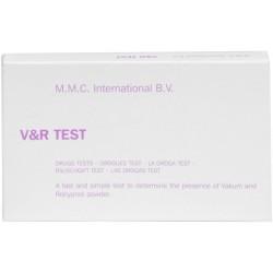MMC - Valium, Diazépam et Rohypnol - 10 tests