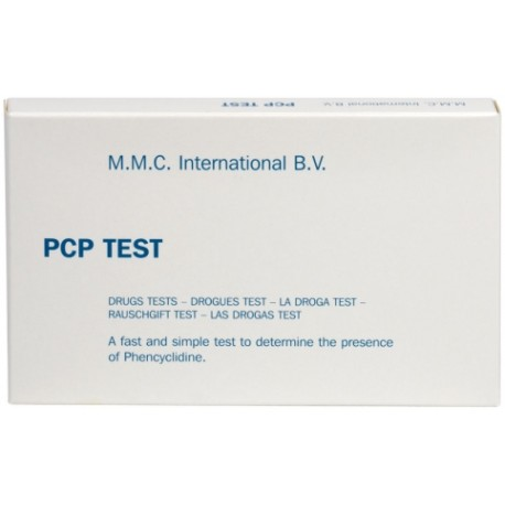 MMC - PCP (Phencyclidine) - 10 tests