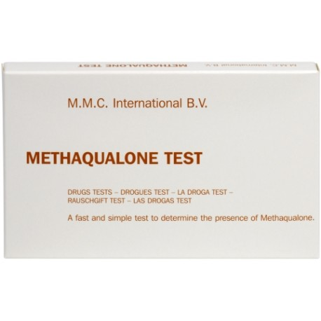 MMC - Méthaqualone - 10 tests