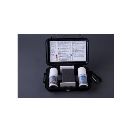 Mini kit D4D Cocaïne, Cannabis, Héroïne, Amphét., Meth-amphét. - 50 tests