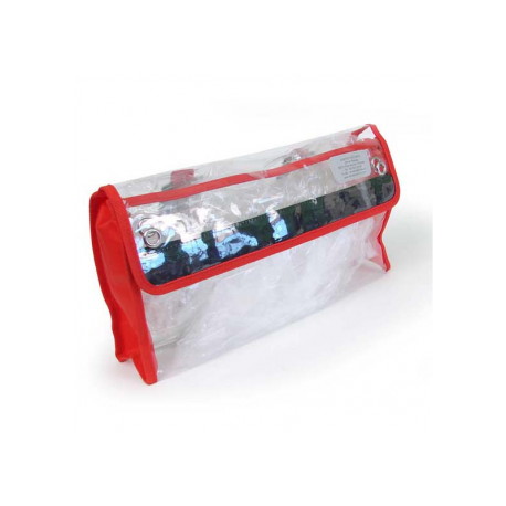 pochettes transparentes grand format pour sac d 39 intervention dimatex. Black Bedroom Furniture Sets. Home Design Ideas