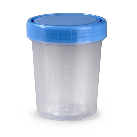 Flacons stériles de 100 ml - 100 pièces