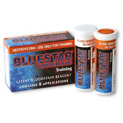 Bluestar training - 8 doses