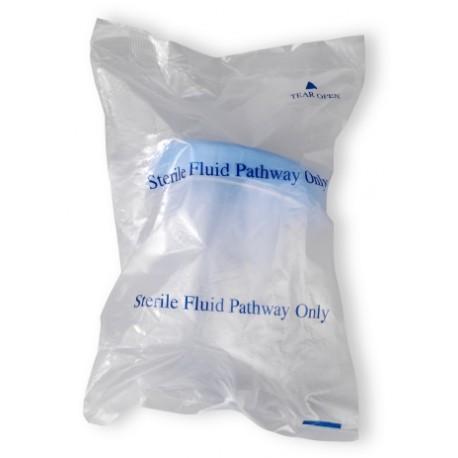 Flacons stériles 100 ml - 10 pièces
