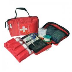 Trousse de secours souple multi-activités 1 à 4 personnes - l'unité