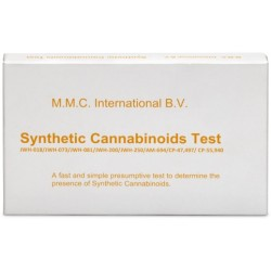 MMC - Cannabis synthétique - 10 tests