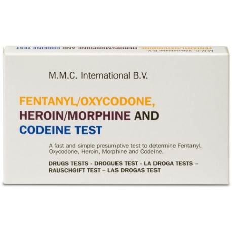 MMC - Oxycodone - 10 tests