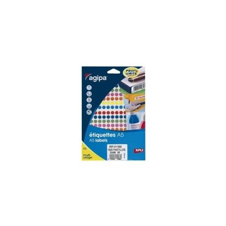 Pastille de couleur multi usages (x385)