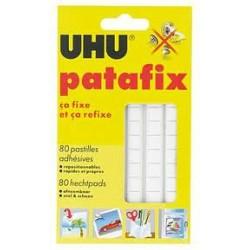 Patafix - lot de 80 barettes