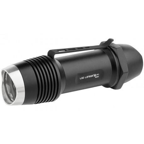 Lampe torche Led Lenser F1 noire - l'unité
