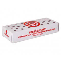 Press & Fume - boite de fumigation - lot de 10