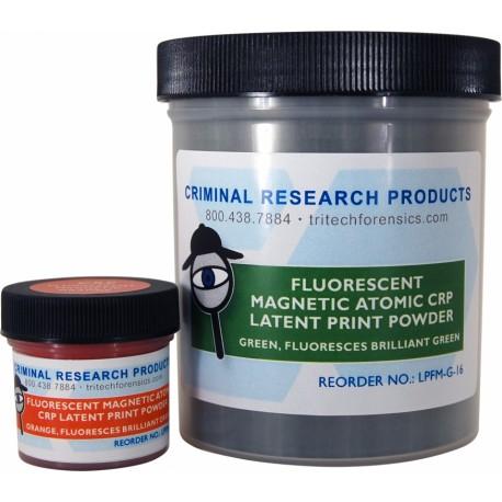 Poudre magnétique fluo Jaune TritechForensics