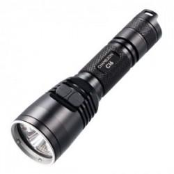 Nitecore CI6 - Lampe torche rech. 440 Lumens + lumière infrarouge (sans accus) - l'unité