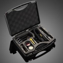 Nitecore MH25 - Lampe torche 960 Lumens + accesoires en mallette