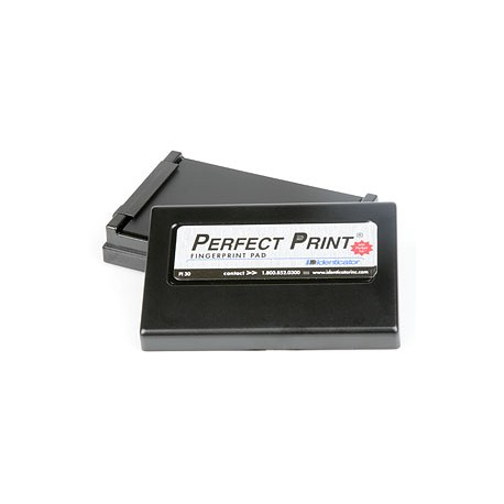 Tampon encreur céramique Perfect Print™ - 7 x 12.5 cm - l'unité