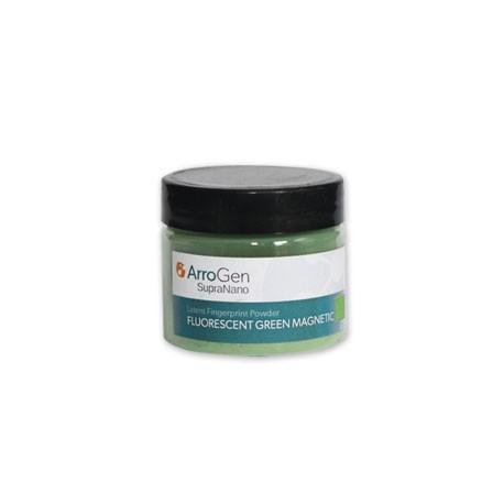Poudre Verte Fluo. Magnétique Supranano - pot de 90 g