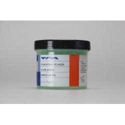 Poudre conventionnelle verte fluo - pot de 40 g