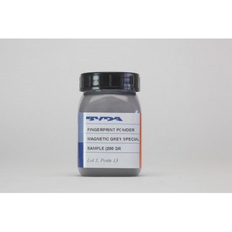 Poudre magnétique grise - pot de 200 g