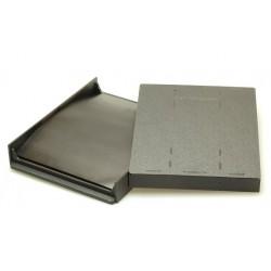 Porélon palmaire thermoplastique surface incurvée 21,11 x 17,7 cm - l'unité