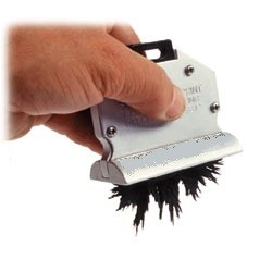Brosse pour poudre magnétique