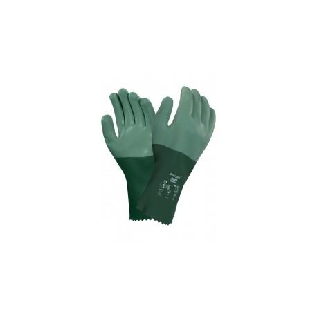 Gants de protection produits corrosifs - la paire