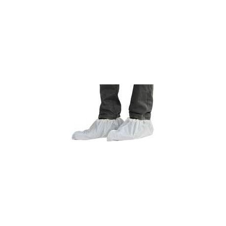 Couvre-chaussure anti dérapante blanche - 200 pièces