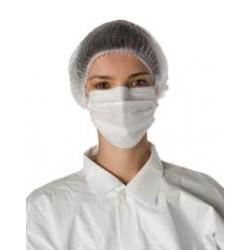 Masque hygiène Type I avec élastique non tissé - 200 pièces