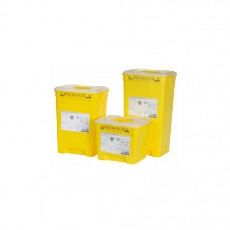 Conteneur de déchets souillés 60 L - l'unité
