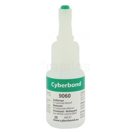 Dissolvant Cyberbond 9060 - 20 ml - l'unité