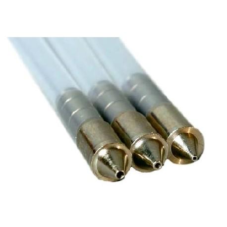 Jeu de 4 gicleurs (0.50 - 0.75 -1 - 1.30 mm)