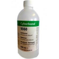 Dissolvant Cyberbond 9060 - 500 ml - l'unité