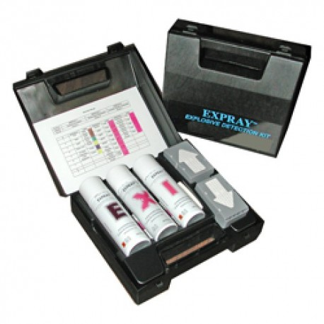 Kit explosif EXPRAY - 100 tests