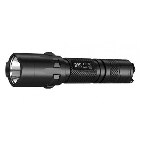 Nitecore R25 - Lampe torche 800 lumens rechargeable - l'unité